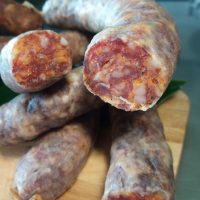 Home Cured Spanish Chorizo