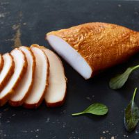 Hot smoked Chicken Breast