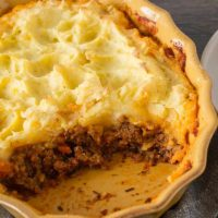 Individual Beef Cottage Pie