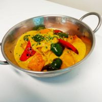 Roasted Butternut Squash and Pepper Korma